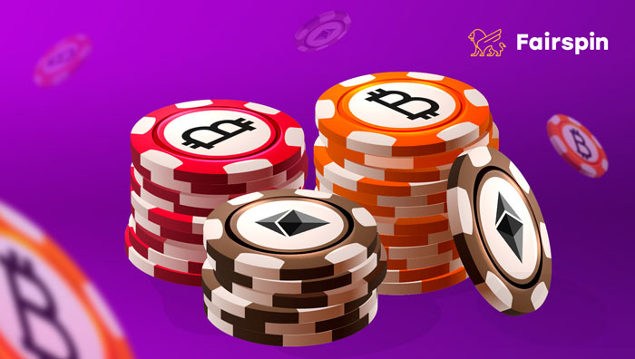 Блокчейн-казино Fairspin