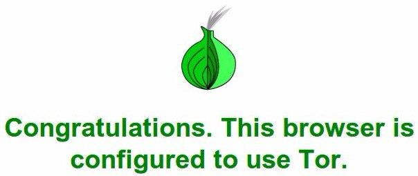 Проверка корректности работы Tor-браузера