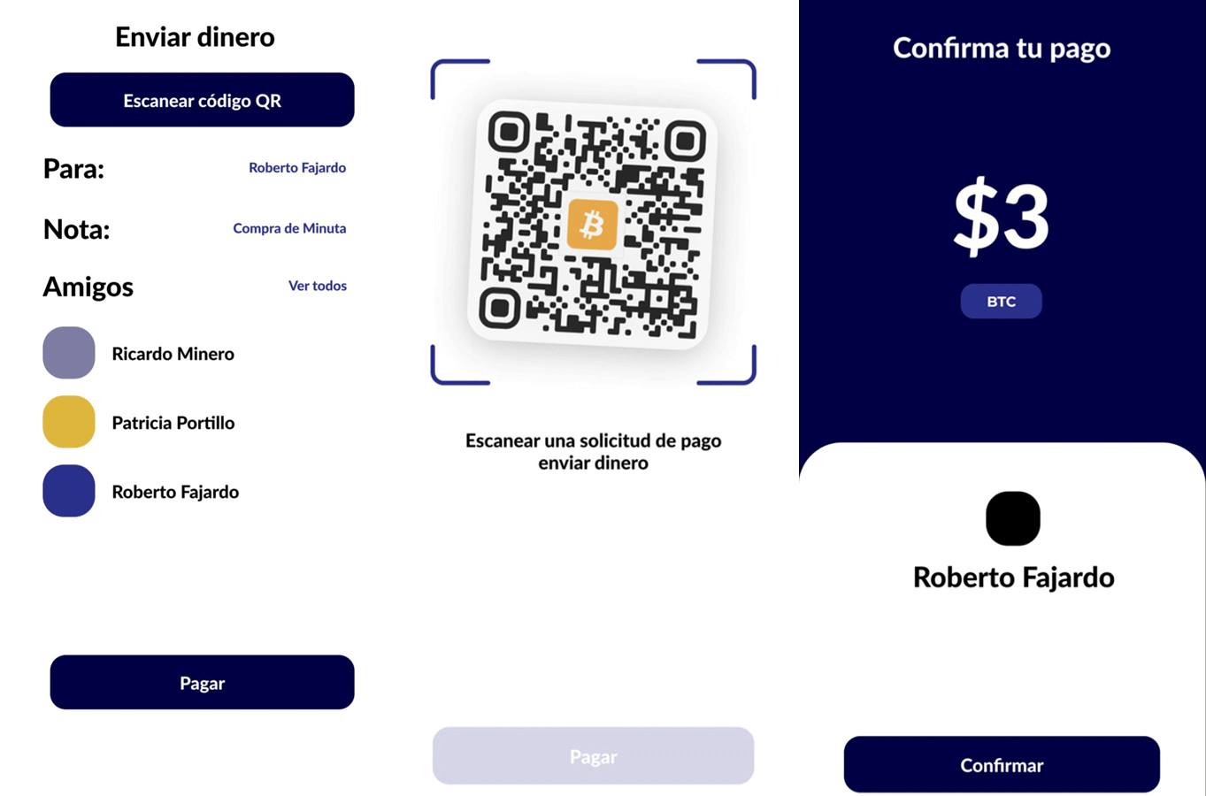 Биткоин кошелек Chivo для iOS и Android