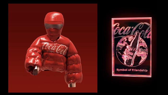 Coca-Cola запустила NFT
