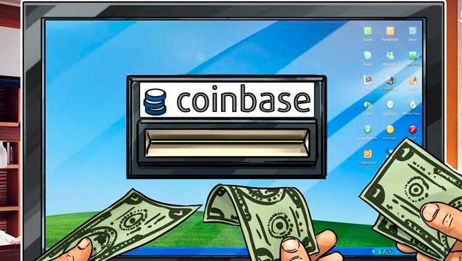 Криптобиржа Coinbase добавила стейблкоин USDC от Circle