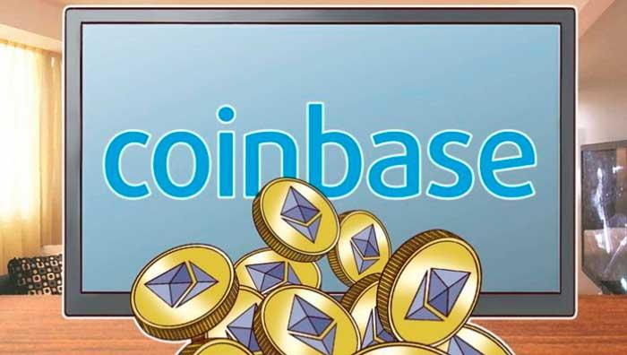 Coinbase поддержит токены ERC20