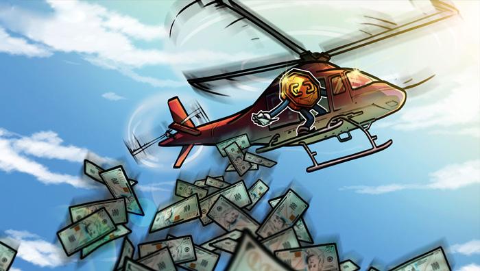 Криптовалютный airdrop