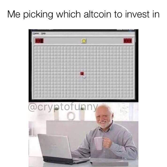 Выбор альткоина для инвестиций
