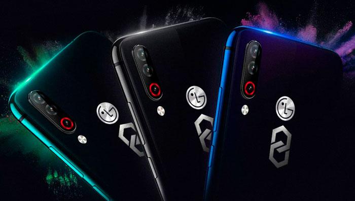Крипто-смартфон LG