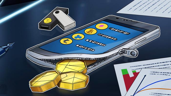 Криптокошельки на смартфонах