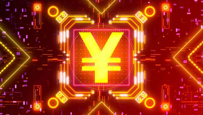 Цифровая йена