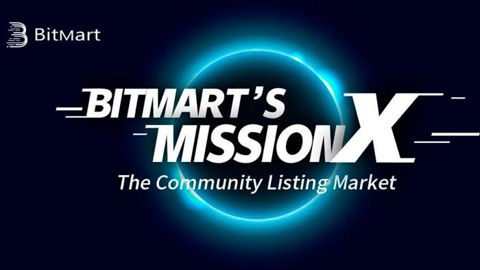 Криптобиржа BitMart