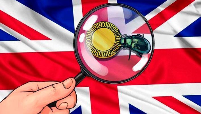 Криптовалюта в Великобритании