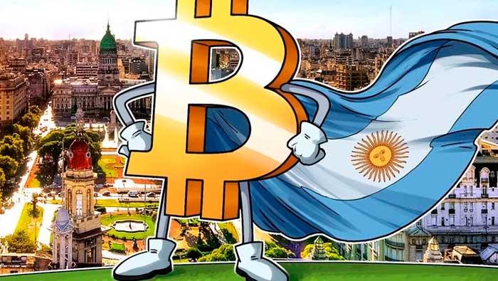 Криптовалюта в Аргентине