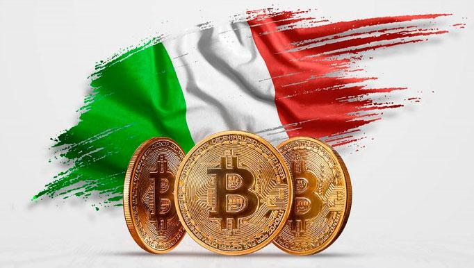 Криптовалюта в Италии