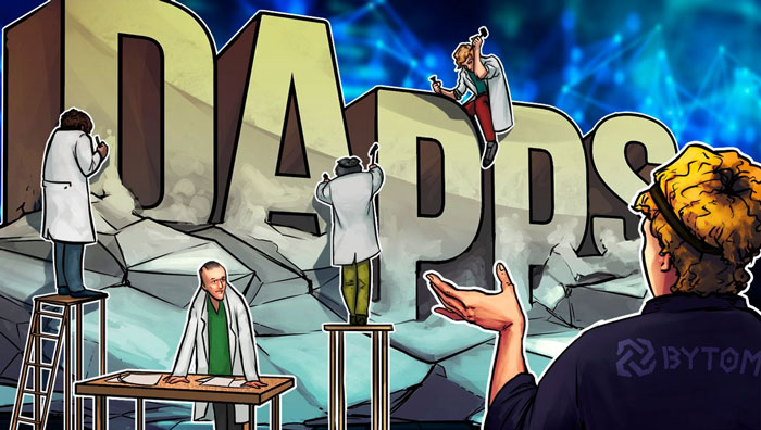 Децентрализованные приложения (dApps)