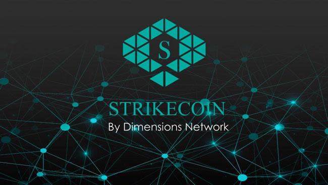 ICO торговой платформы Dimensions Network