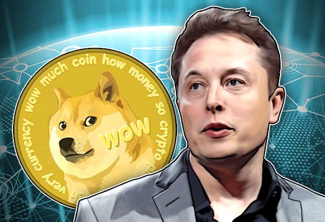 Илон Маск о Dogecoin