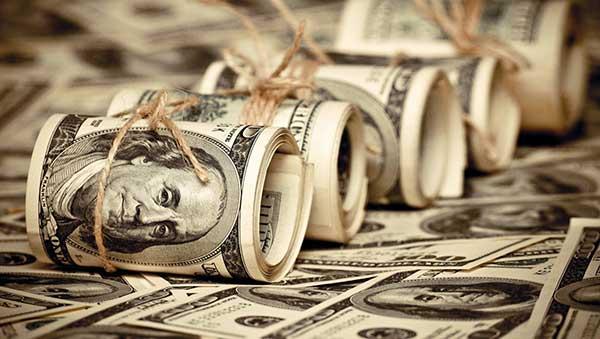 Эмиссия долларов США