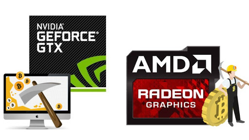Драйвера для майнинга на видеокартах Nvidia и AMD