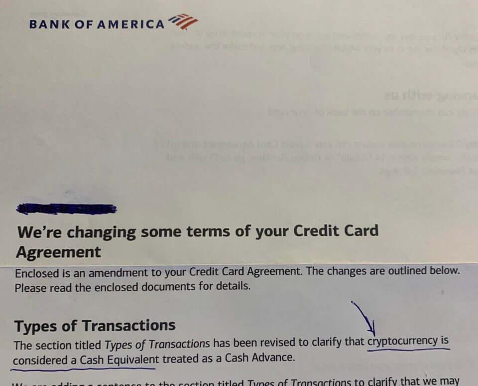 Банк Америки дружественно относится к криптовалютам