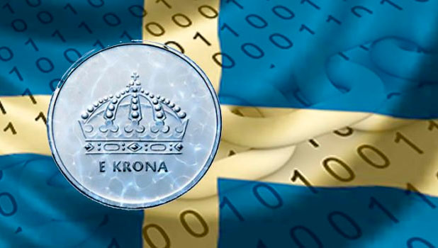 Национальная криптовалюта Швеции E-krona
