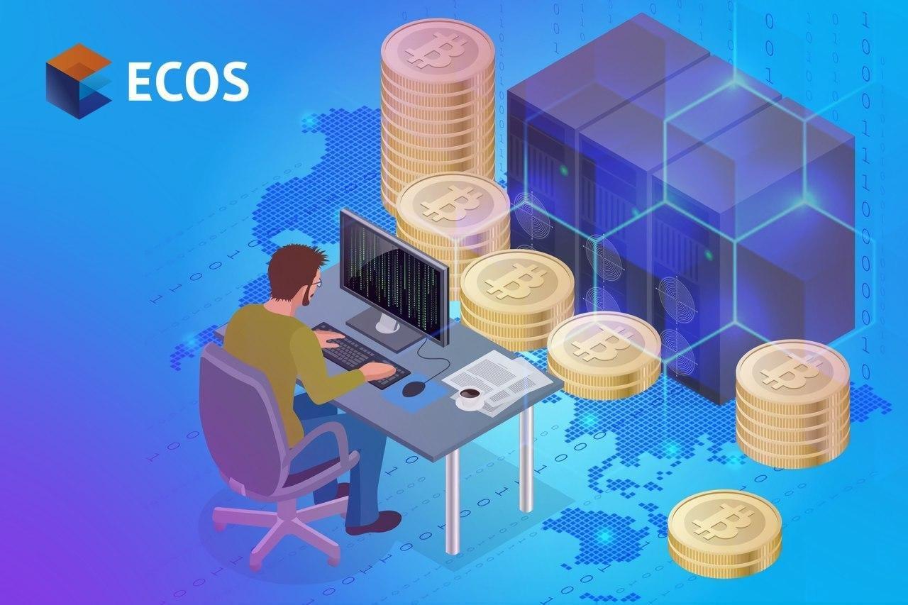 Облачный майнинг ECOS