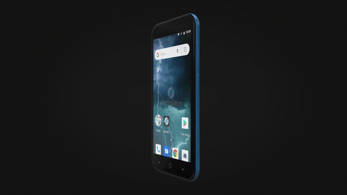 Криптовалютный смартфон Electroneum M1