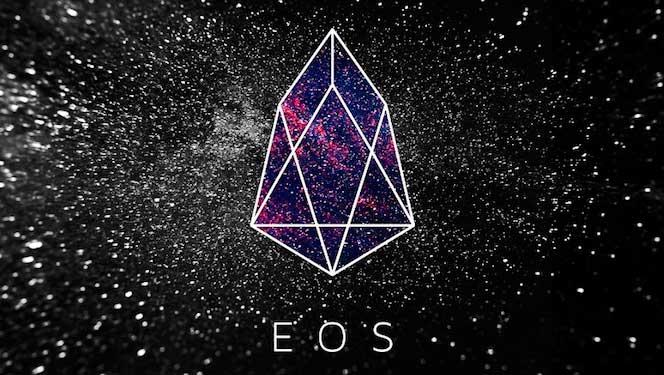 Блокчейн EOS