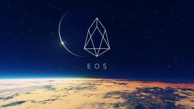ICO криптовалюты EOS