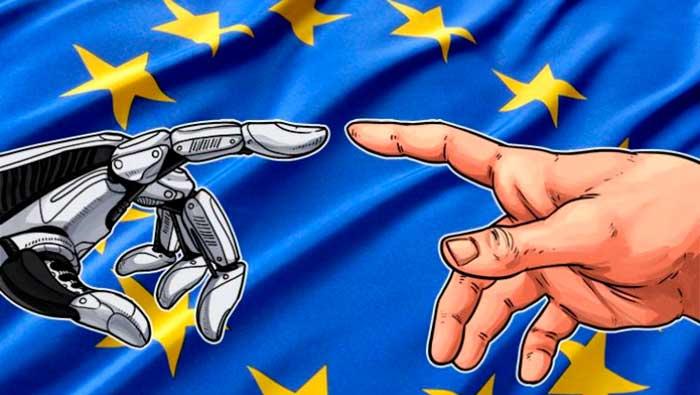 Блокчейн в Евросоюзе