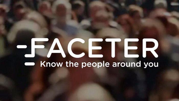 Блокчейн платформа Faceter