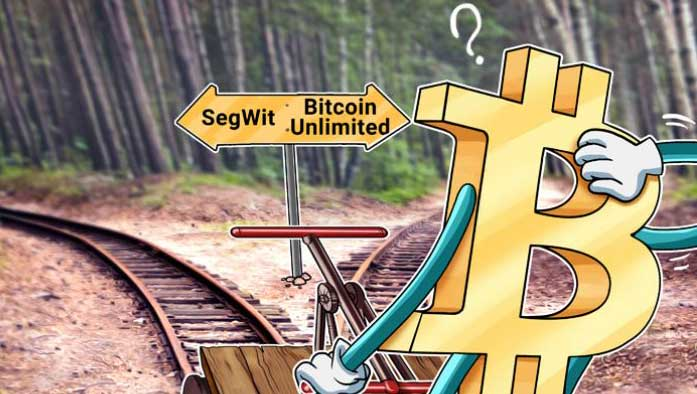 Форки в сети Bitcoin