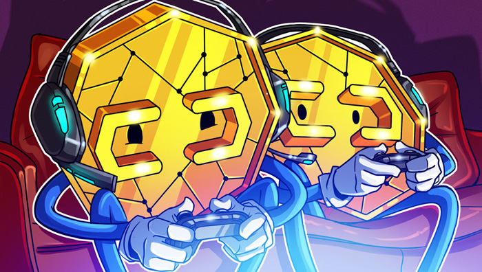 GameFi - криптовалюты в гейминге Play2Earn