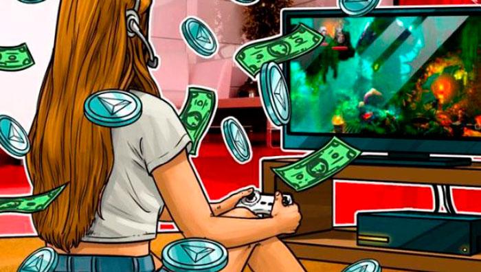 Игры на блокчейне