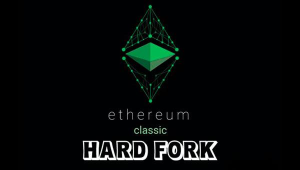 Хардфорк сети Ethereum Classic