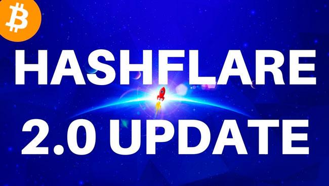 Облачный майнинг HashFlare 2.0