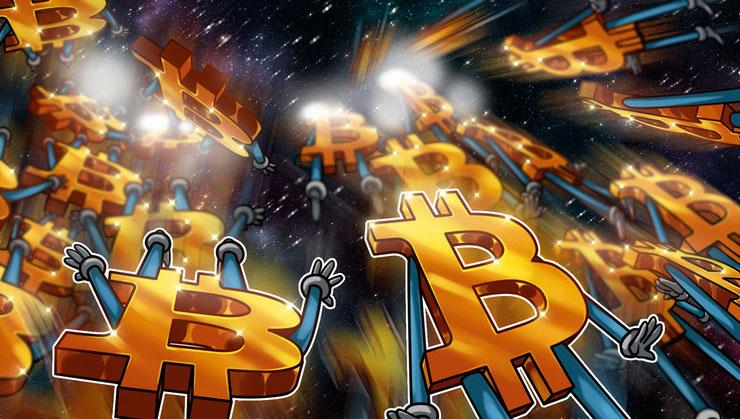 Транзакции в блокчейне биткоина