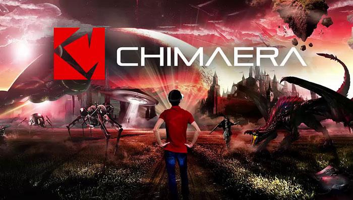 Chimaera платформа для разработки игр