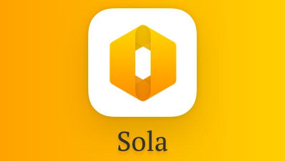 ICO социальная платформа Sola