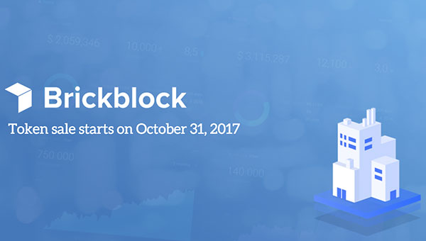 ICO проекта Brickblock