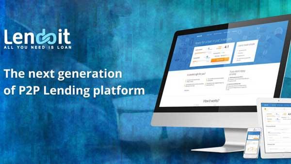 ICO платформы Lendoit