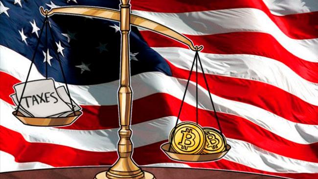 Использование криптовалюты в США