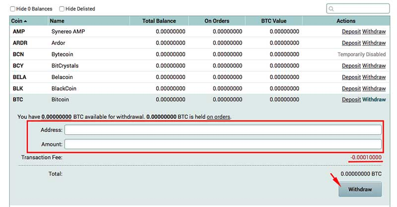 Bittrex Poloniex Wallets Safe To Hold Most Legit Crypto Currency