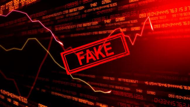 Фейковые объемы торгов на криптобиржах