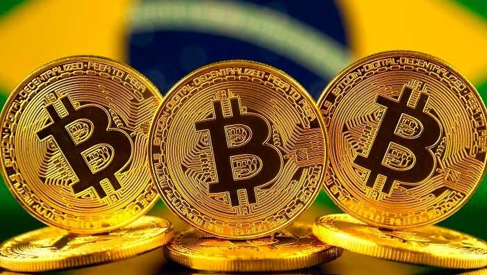 Криптовалюта в Бразилии