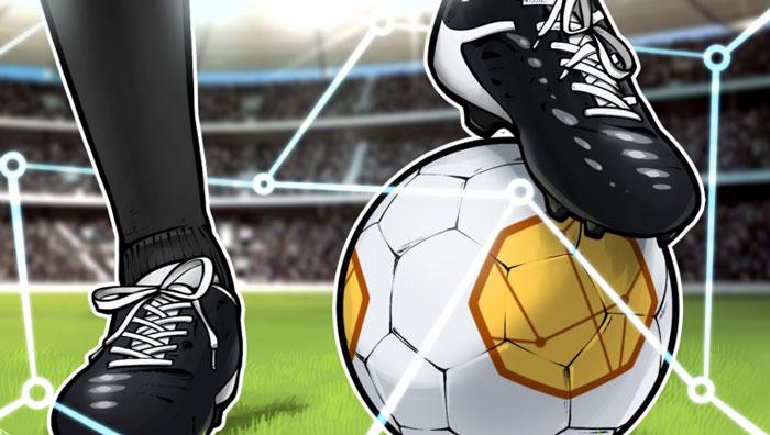 Криптовалюта в футболе