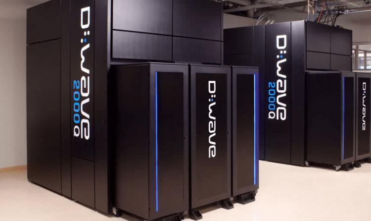 Квантовые компьютеры D-Wave