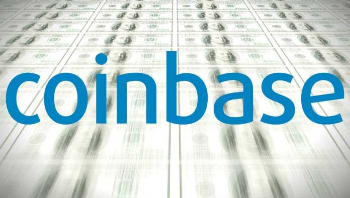 Криптовалютная биржа Coinbase
