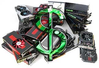 Майнинг на GPU видеокарте