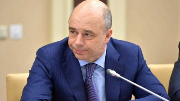 Министр финансов России