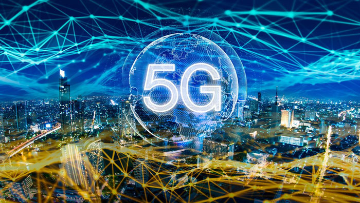 Интернет технология 5G