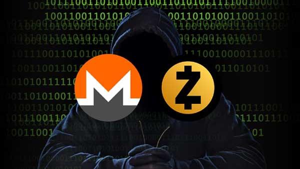 Zcash и Monero в DarkNet
