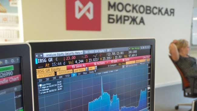 Московская биржа разрабатывает инфраструктуру для торговли криптовалютой